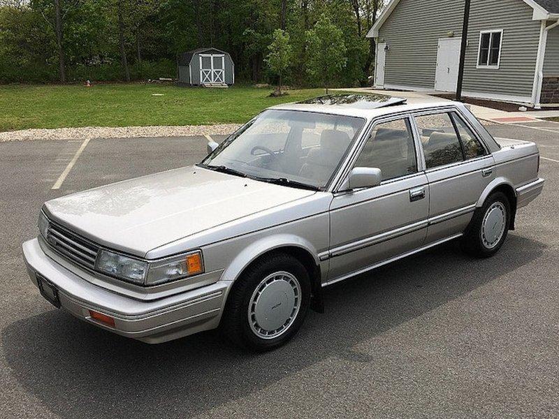 1985 1988 Nissan Maxima Repair 1985 1986 1987 1988
