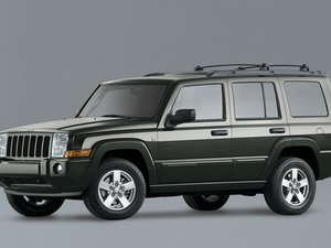 Jeep Commander Repair