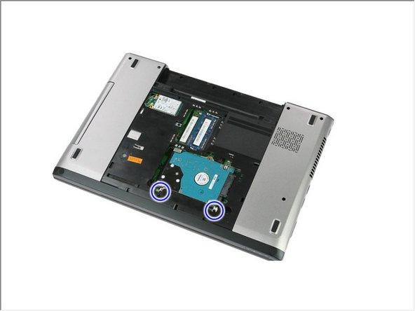 Reemplazo de disco duro Dell Vostro 3555
