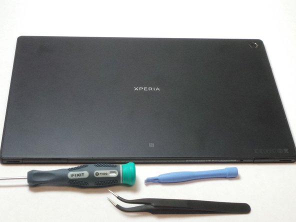 Sony XPERIA Tablet Z Micro USB Port Replacement