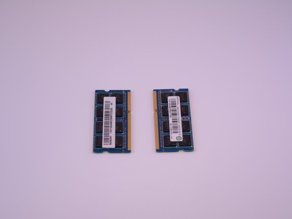 Lenovo Touch Y70-70 RAM Replacement