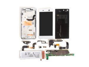 Sony Xperia M5 Teardown