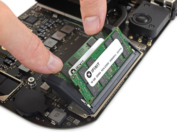 Mac mini Late 2018 Memory (RAM) Replacement - iFixit Repair Guide