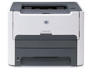 HP LaserJet 1320 Teardown