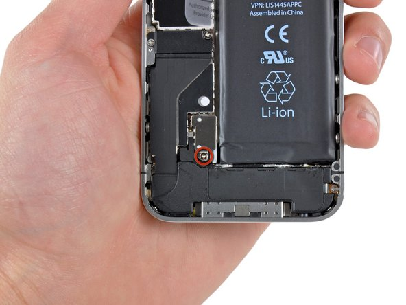 iPhone 4  Battery disconnection