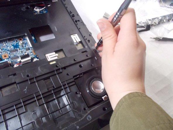 تعویض LCD توشیبا
