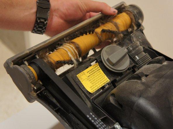 Eureka AirSpeed Bagless Zuum Vacuum Belt Replacement iFixit