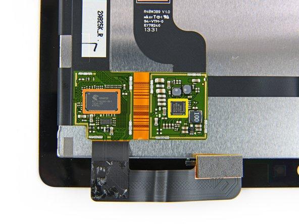 Synaptics S7301B Touchscreen Controller.