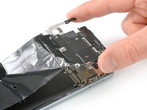 Cache de la carte mère/module NFC