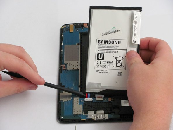 Samsung Galaxy Tab 4 8.0 Wi-Fi Battery Replacement
