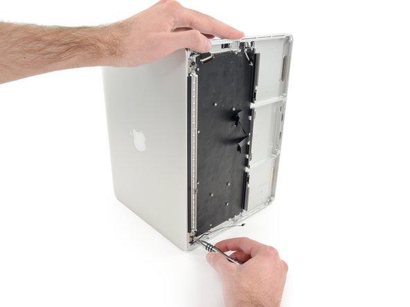 "MacBook Pro 13"" Retina Display Anfang 2015 oberes Gehäuse austauschen"