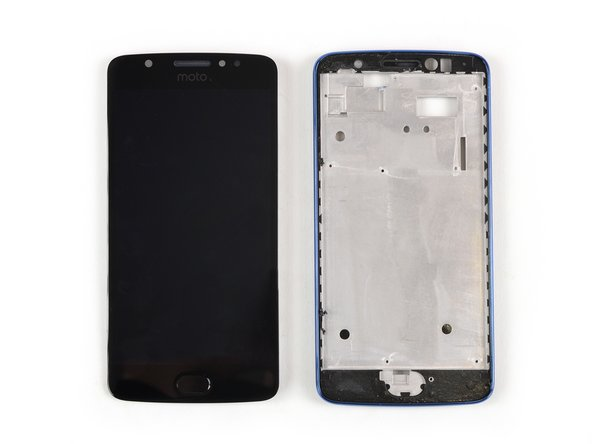 Motorola Moto E4 (XT1762) LCD and Digitizer Replacement