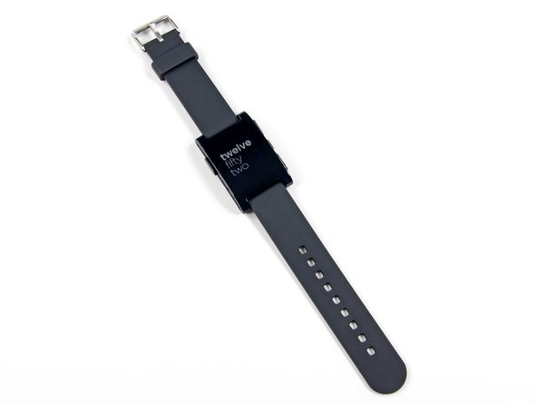 Image 2/2: The watch will connect to your smartphone (iPhone or Android) via Bluetooth, bringing alerts of incoming calls, emails, and texts to your wrist.