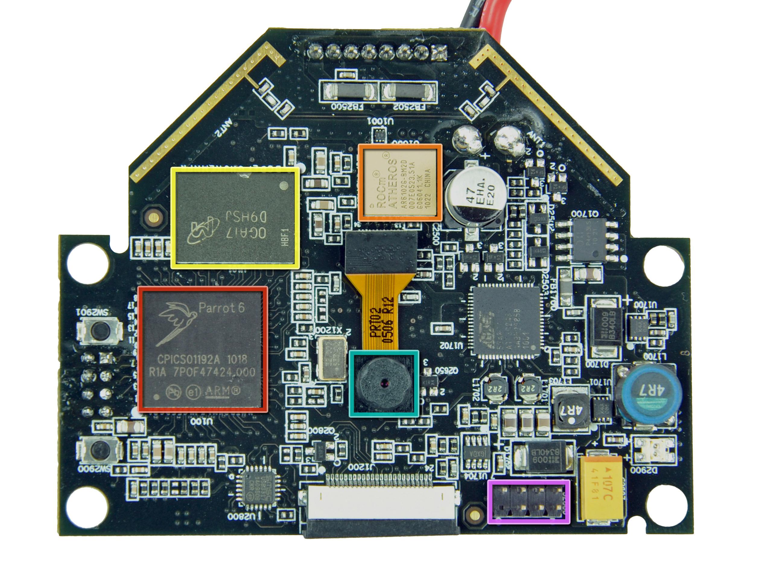parrot ar drone repair ifixit rh ifixit com Ar.drone 2.0 Review AR.Drone 2.0 Quadricopter Power Edition