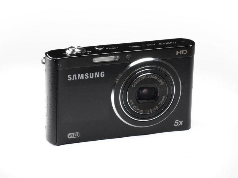 samsung camera repair ifixit rh ifixit com Samsung S630 Problems Samsung S850