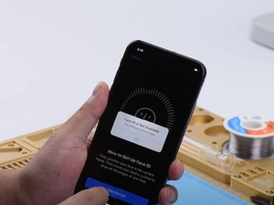 How to Fix iPhone X Face ID Not Working After Screen Replacement