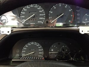 Mazda 323 BG Dashboard Replacement