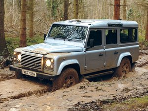 Land Rover Defender Repair