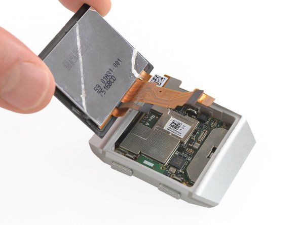 Fitbit Ionic Display Assembly Replacement