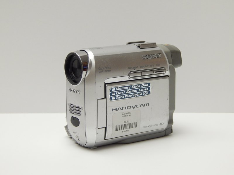 DOWNLOAD DRIVERS: SONY HANDYCAM DCR-30