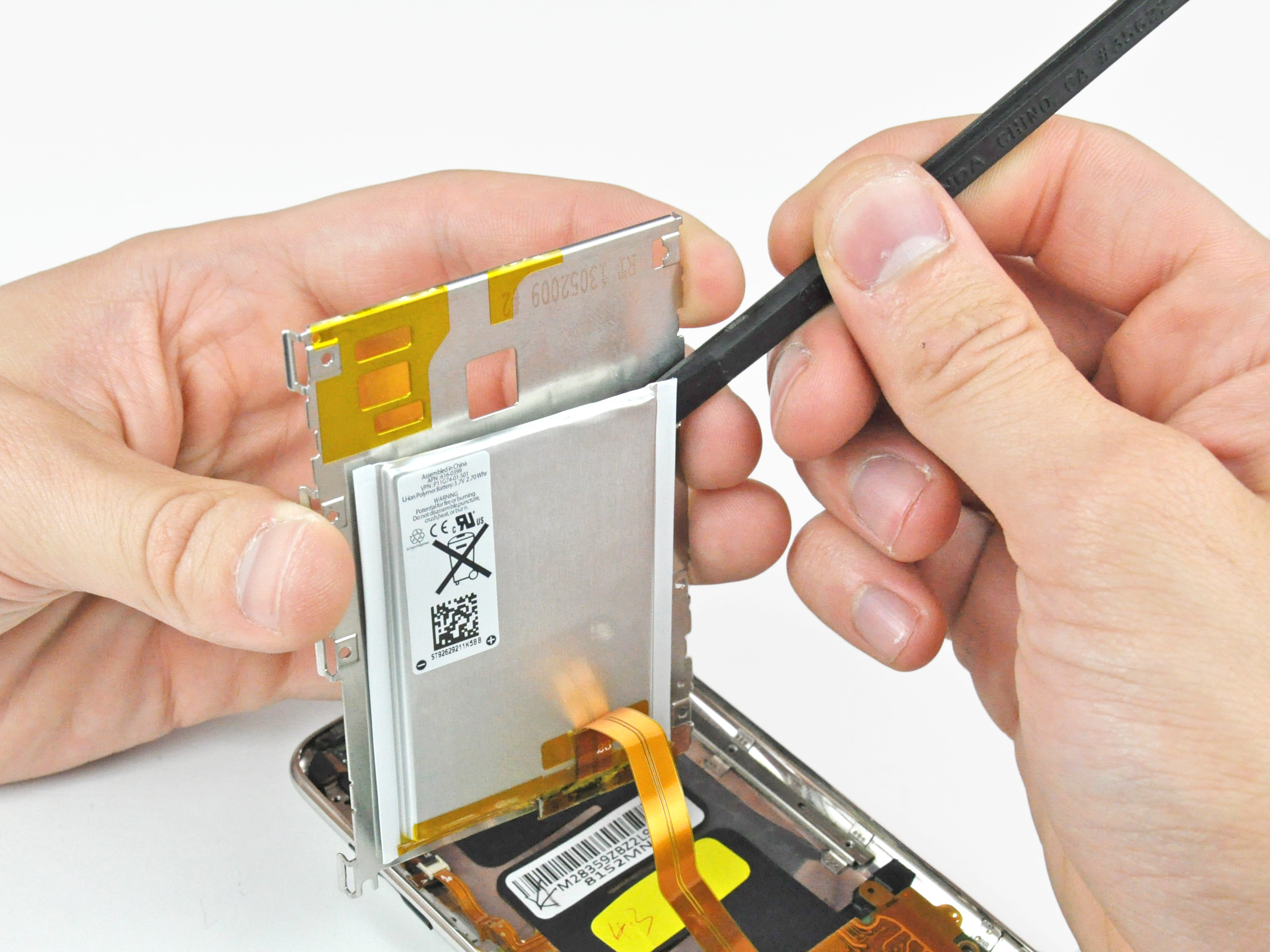 ipod touch 2nd generation repair ifixit rh ifixit com iPod Touch 6th Generation iPod Touch 7th Generation