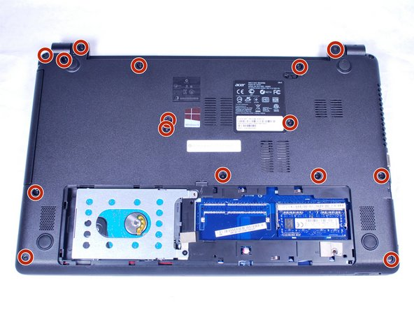 Acer Aspire E1-510P-4637 Keyboard Replacement