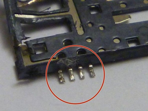 The socket will have 8 signal pins on the side where the card is inserted, several pads for shielding, and two pads at the rear to detect whether the SIM is inserted.