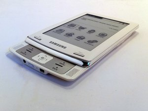Samsung E60 eReader Teardown