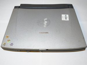 Toshiba Portege 3110CT Repair