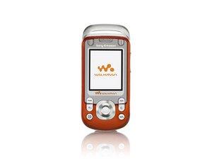 Sony Ericsson w600i Repair