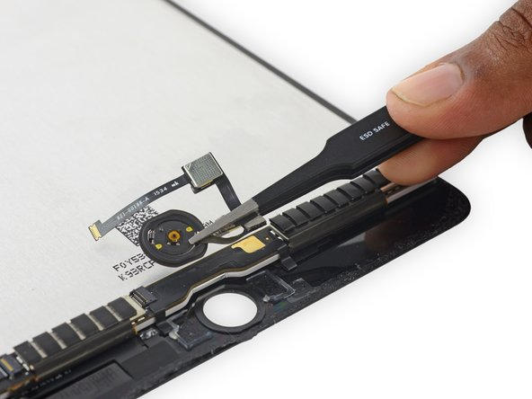iPad mini 4 LTE Home Button Assembly Replacement