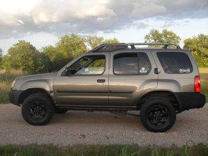 1999-2004 Nissan Xterra