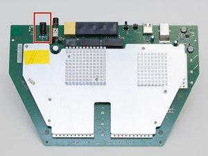 Power Adapter Port