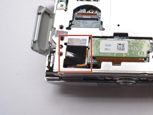 Nikon 1 J5 Main PCB Replacement
