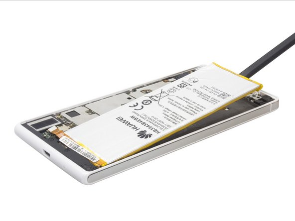 Huawei Phone p7 Battery Replacement
