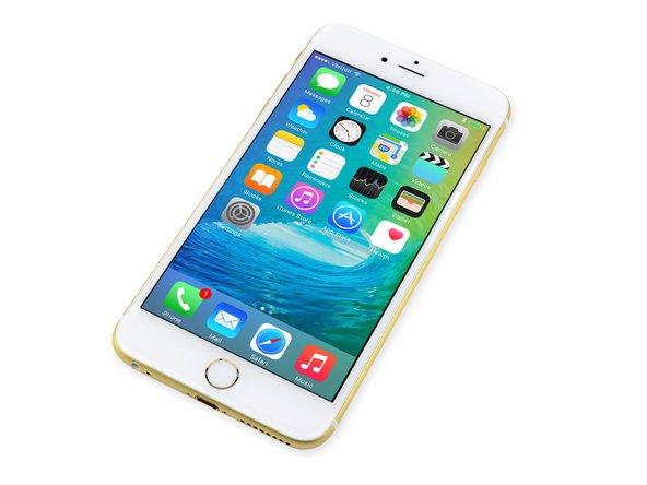 Iphone 6s Plus Repair Ifixit