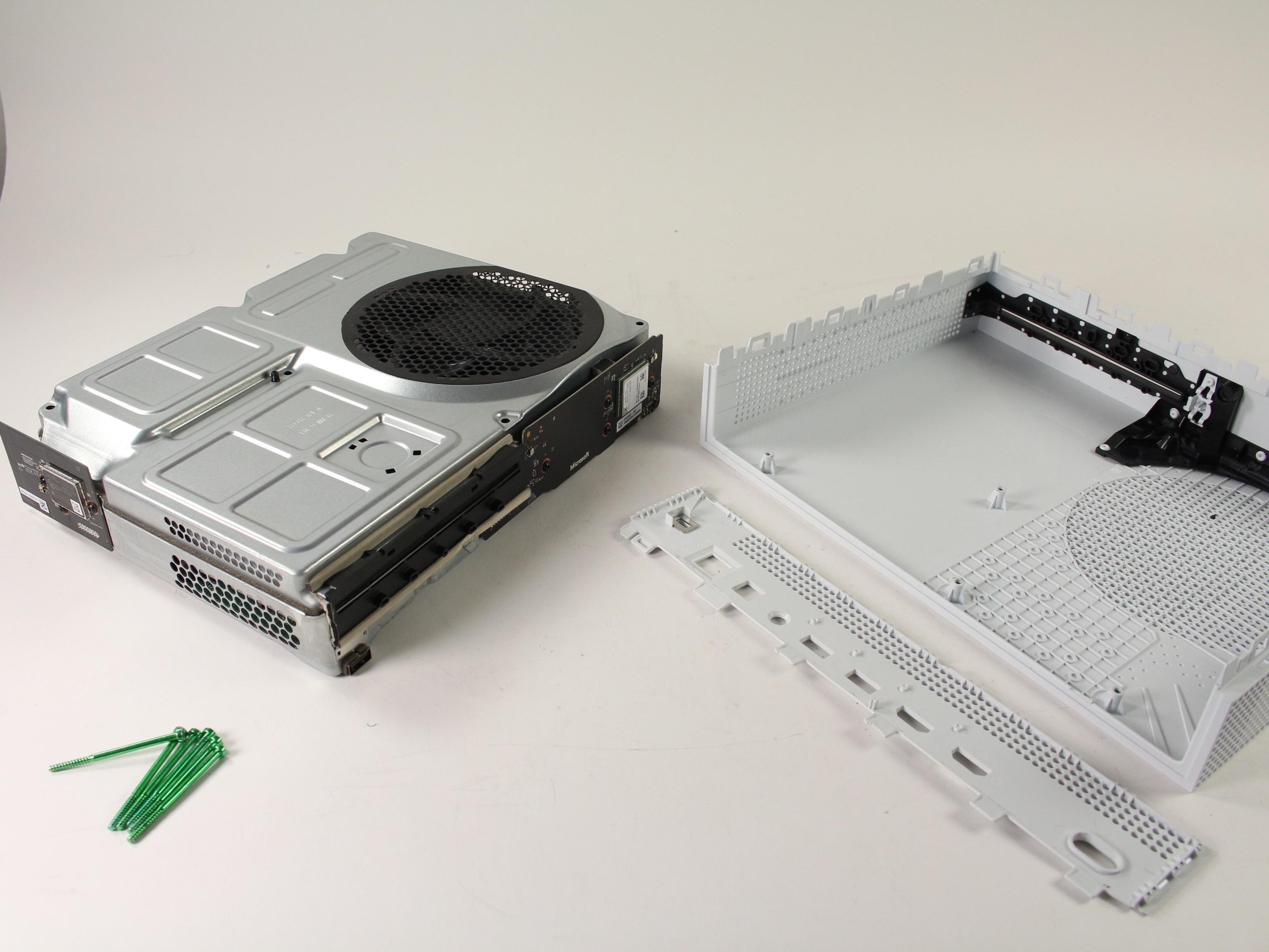 Xbox One S Repair Ifixit 360 Case