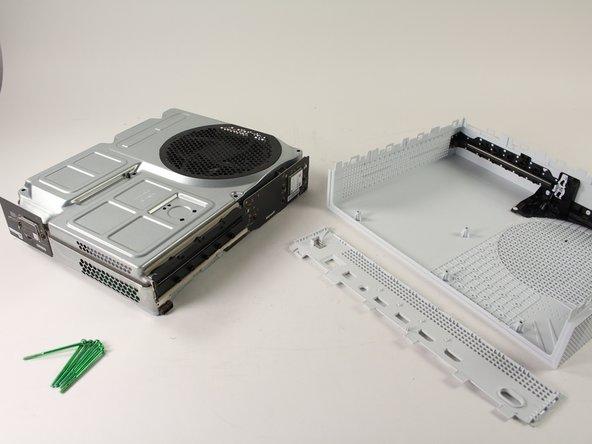 Xbox One S Gehäuse austauschen