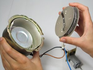 Nostalgia Electrics RHP-310 Wiring Repair
