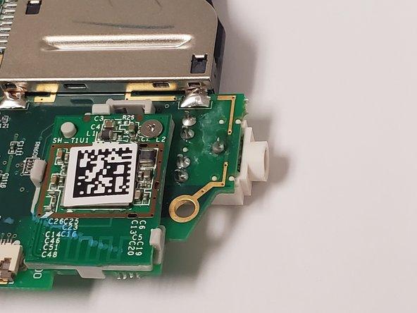 LeapFrog LeapPad Ultra XDi Audio Jack  Replacement