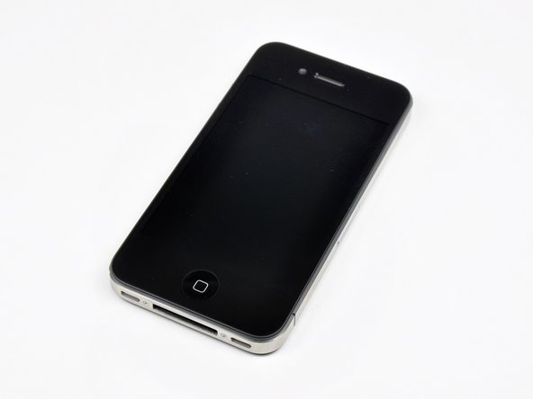 Image 1/1: The all-new iPhone 4 features upgrades from the 3GS including: