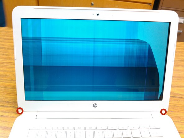 HP Chromebook 14 LCD Screen Replacement