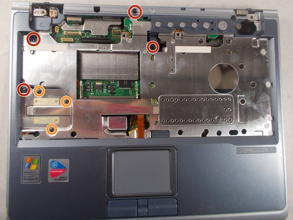 Fujitsu Lifebook S6120 Motherboard Replacement