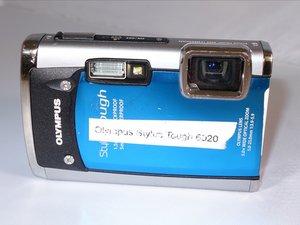 Olympus Stylus Tough 6020