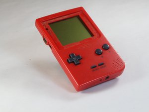 Game Boy Pocket Troubleshooting