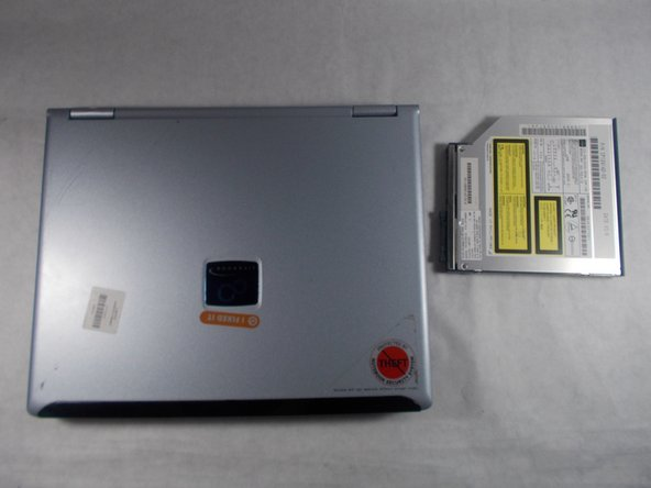 Fujitsu Lifebook S6120 Optical Drive Replacement