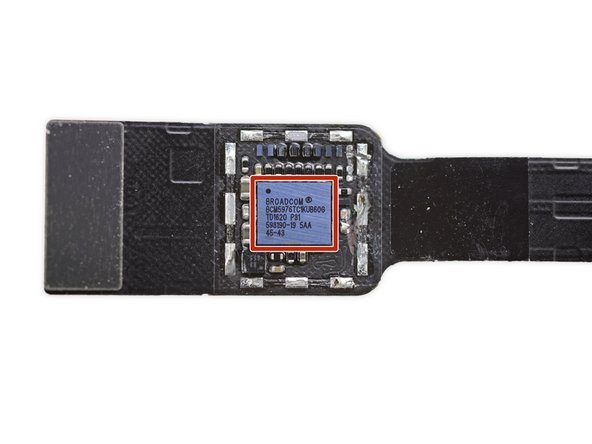 Image 1/3: Broadcom [http://www.mouser.com/ProductDetail/Broadcom-Limited/BCM5976TC1KUB6G/?qs=sGAEpiMZZMuKfYsiLTIqmAKRZYrdhotwk4xv%2fYgez8E%3d|BCM5976TC1KUB60G |new_window=true] touch controller