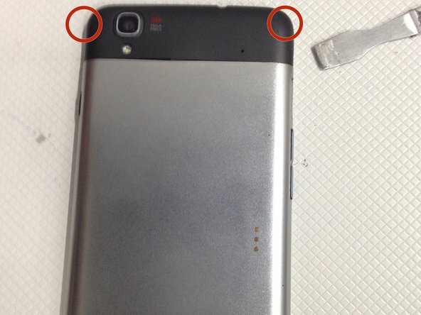 ZTE Boost MAX N9520 Display Assembly Replacement