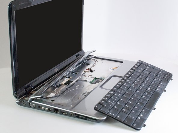 HP Pavilion DV2160BR Keyboard Replacement
