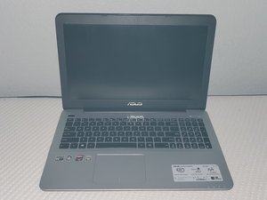 Asus A555D Troubleshooting
